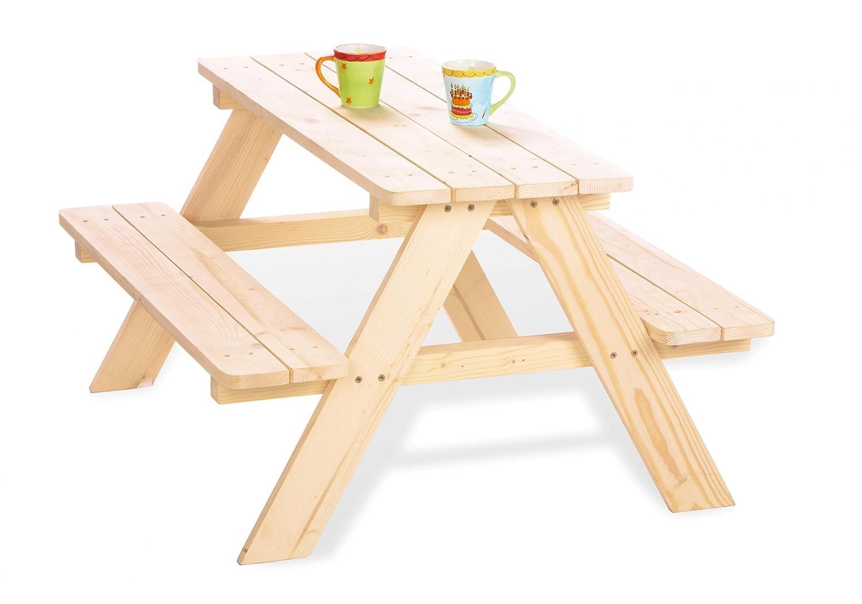 Pinolino Kindersitzgruppe Nicki für 4: Amazon.de: Küche & Haushalt