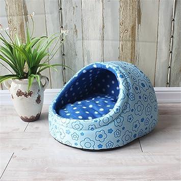 MONEYY Tedu Perro puede ser removido del cuarto cuarto de mascotas comunes Money-Wo gato casa Mini perro Wo interior pequeño perro caseta perro cama perro ...