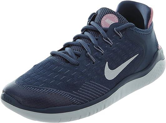 Nike Boy's Free Rn 2018 Diffused Blue