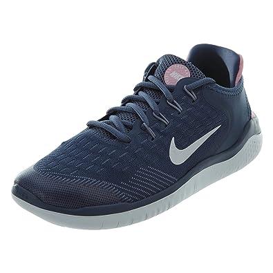 e8ab09969be5d Nike Damen Mädchen Laufschuh Free Run 2018 (Gs) Sneakers  Amazon.de ...