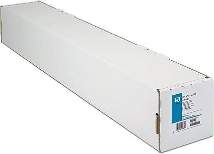HP Q8704A mate para artistas Inkjet Canvas 380 g / m2 610 mm x 6,1 ...