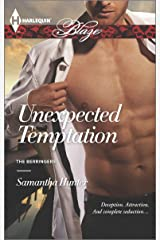 Unexpected Temptation (The Berringers Book 4) Kindle Edition