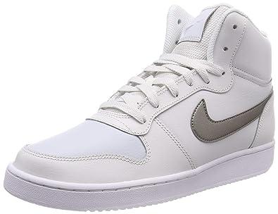 Nike WMNS Ebernon Mid, Chaussures de Basketball Femme