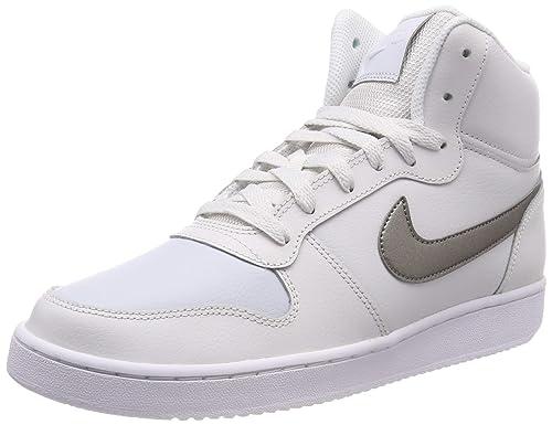 Nike Wmns Ebernon Mid, Zapatillas de Baloncesto para Mujer: Amazon.es: Zapatos y complementos
