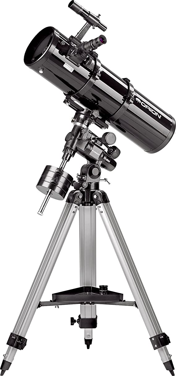 Orion 9827 AstroView 6 Equatorial Reflector Telescope