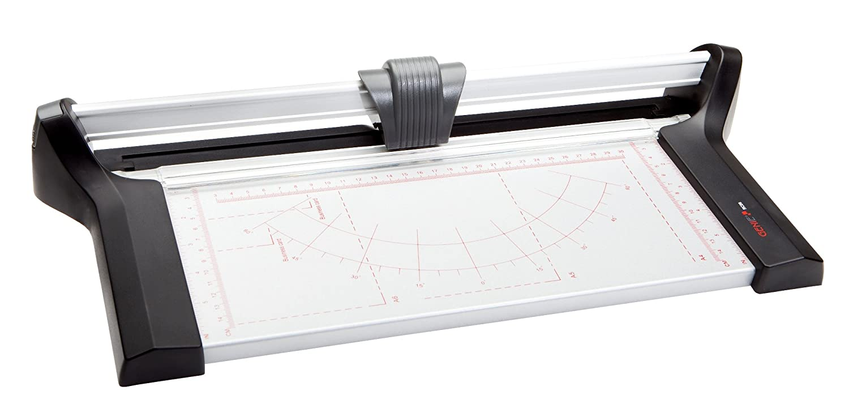 GENIE RC09 Rollenschneider Papier Schneidegerät Schneidemaschine Papierschneider