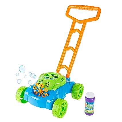 Amazon.com: Cortacésped de burbujas: máquina sopladora de ...
