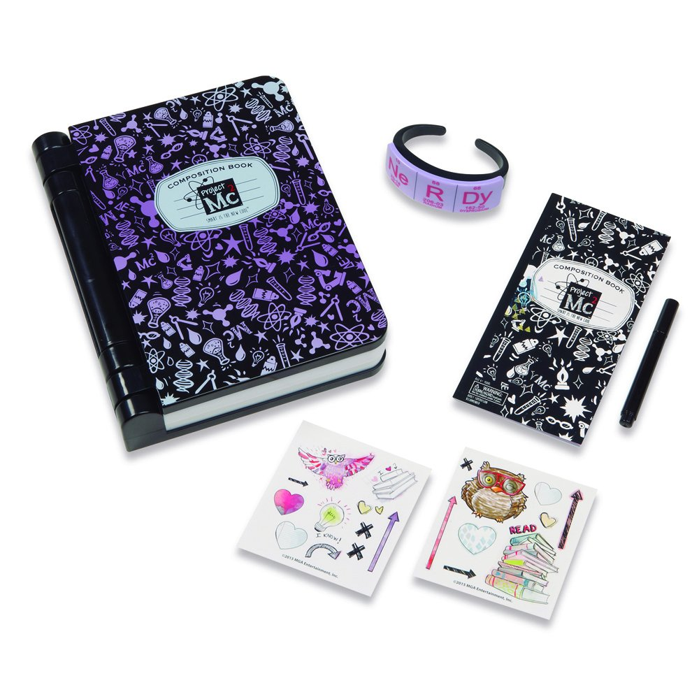 Project MC2 série TV Journal interactif officielle italien original fameuse 700013211 Famosa