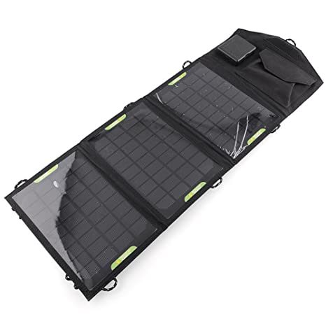 Amazon.com: NAN Dao® Panel Cargador Solar de 10,5 W Pack ...