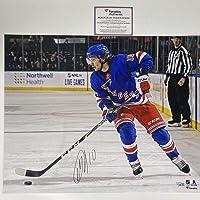 $149 » Autographed/Signed Artemi Panarin New York Rangers 16x20 Hockey Photo Fanatics COA