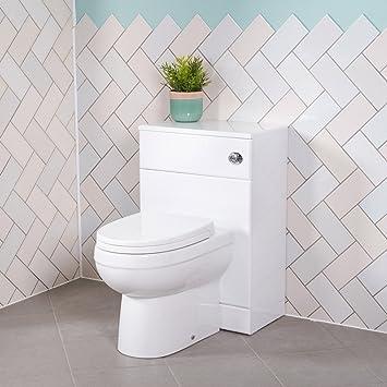 Wundervoll Aquariss Badezimmer Möbel Spülkasten Verkleidung Schrank + Toilette WC  Keramik + Spülkasten