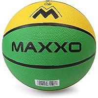 Elan PB-5-001 Basketball, Size 5 (Yellow)
