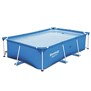 Bestway Steel Pro Rectangular Above Ground Pool