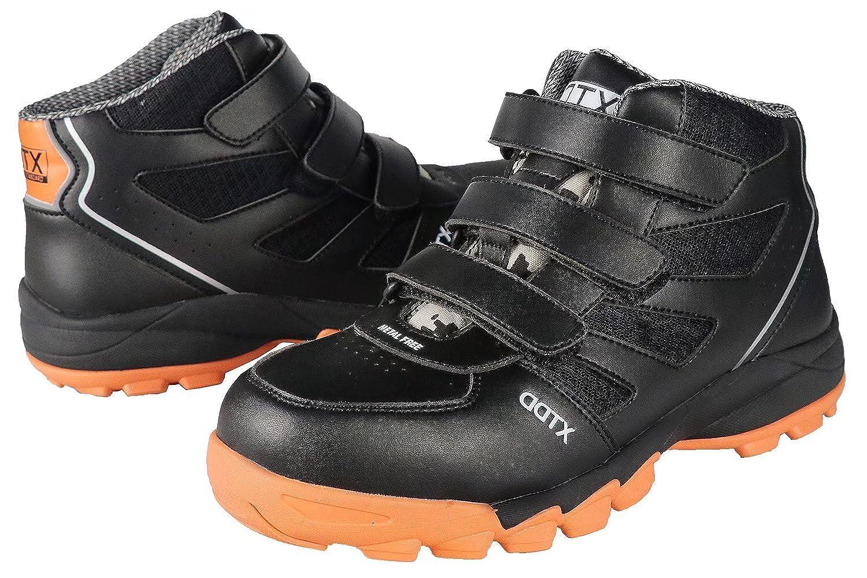 DDTX Botas de Seguridad Hombre (Puntera Composite,Entresuela de Kevlar,Aislamiento) Zapatos de Trabajo de Electricista Comodas Transpirables Negro: ...
