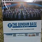 ガンダムベース限定 非売品 卓上カレンダー 「THE GUNDAM BASE TOKYO CALLENDAR 2019」