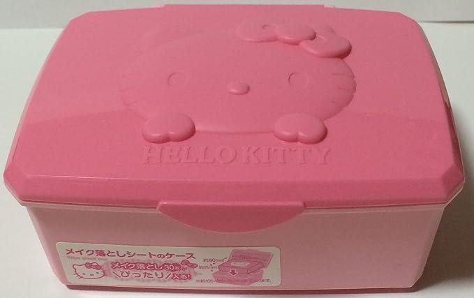 Sanrio Hello Kitty - Caja para toallitas (8 x 10,5 x 3,5 cm ...