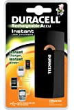 Duracell PPS 2 - mobile device chargers (Outdoor, E-book reader, Mobile phone, MP3, MP4, PDA, Battery, Black, MP3)