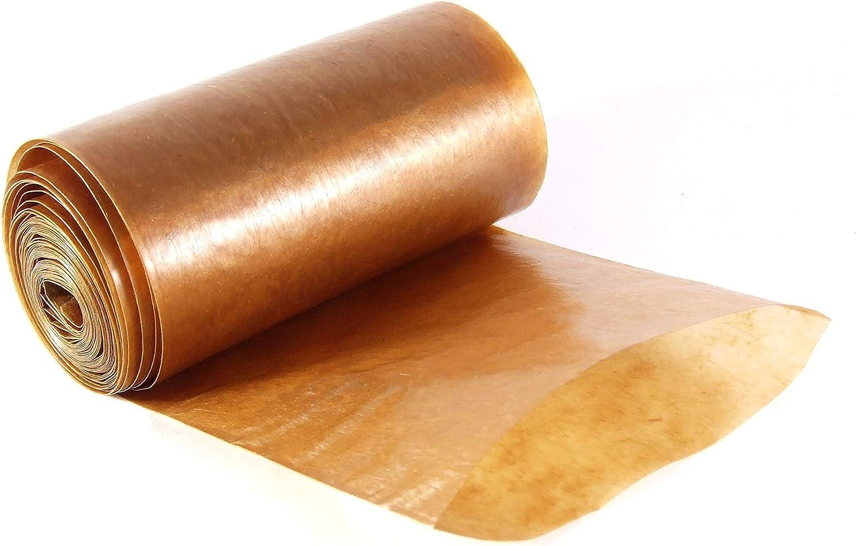 Collagen Casings - Tripa de proteína de 65 mm y 10 m   Tripa ...