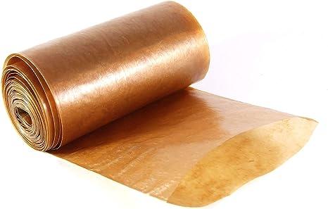 Collagen Casings - Tripa de proteína de 65 mm y 10 m | Tripa ...