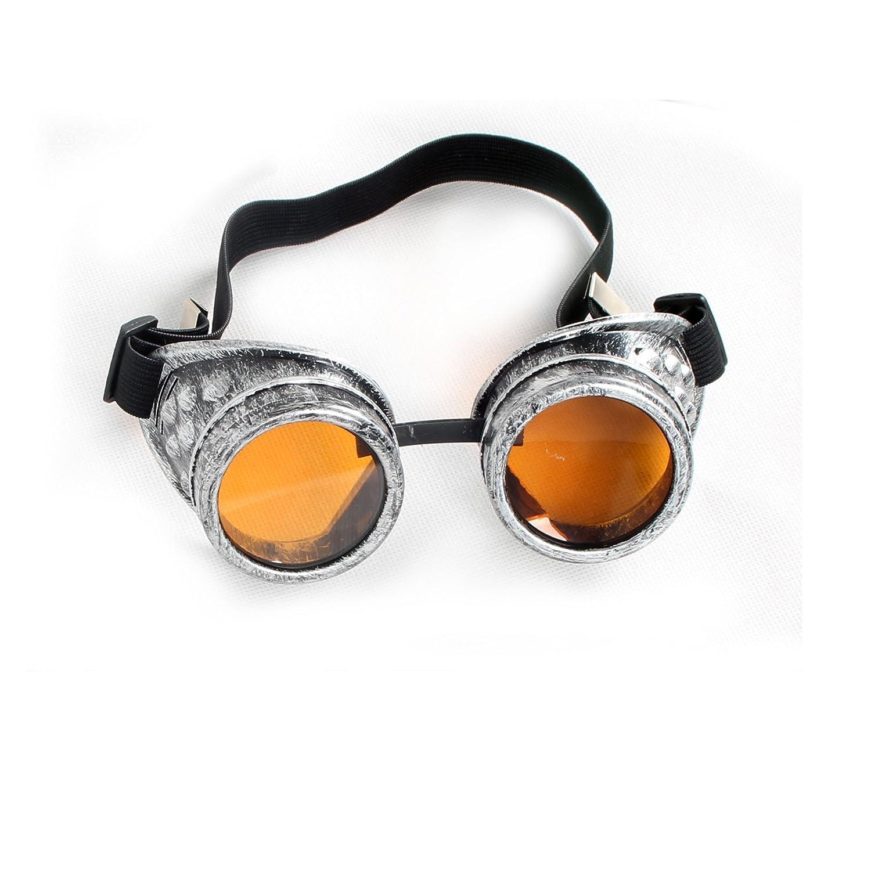 ZAIQUN - Gafas de soldar, estilo victoriano, estilo gótico: Amazon.es: Bricolaje y herramientas