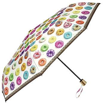 Paraguas Plegable y Ligero – Paraguas Mini Perletti – Paraguas de Mujer Compacto de Viaje y