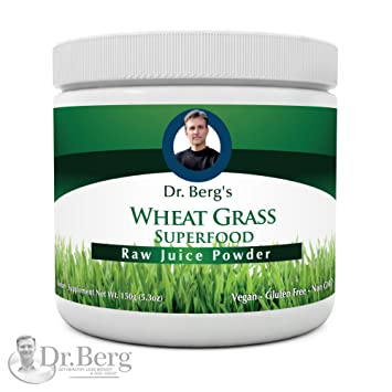 Wheatgrass changed my life