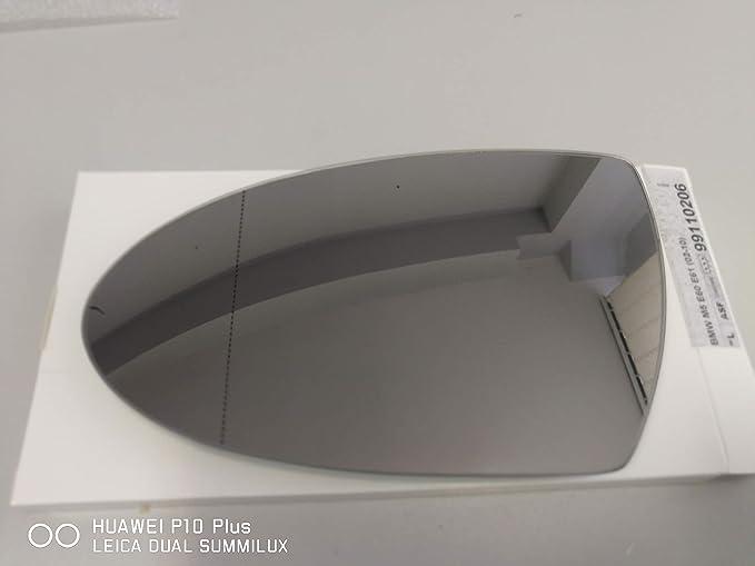 POUR BMW M5 98-03 Gauche Côté Passager Aspheric Electric wing mirror glass