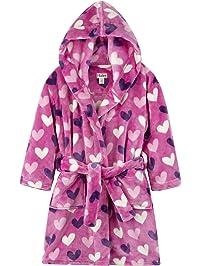 1ecff29eac Hatley Girls  Fuzzy Fleece Robes