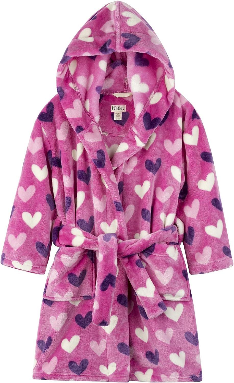 Hatley Fuzzy Fleece Robes Vestaglia Bambina