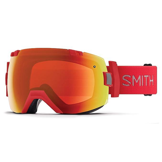 Gafas de esquí con cristales neón antireflectantes Smith