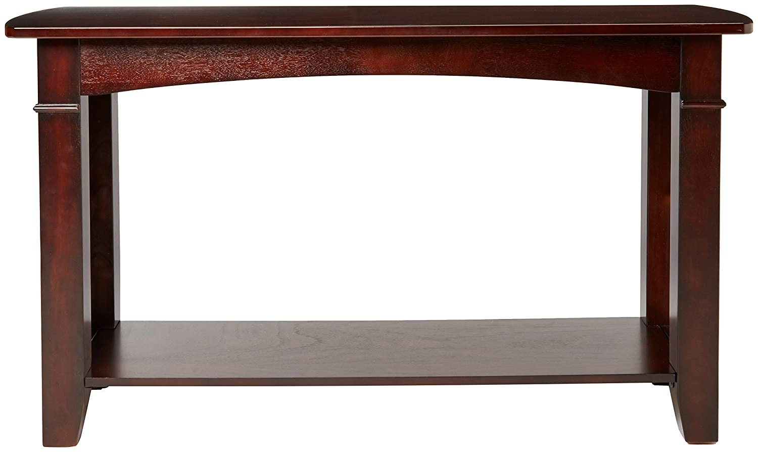 Amazon: Coaster Antique Country Style Sofa Table, Cherry Finish:  Kitchen & Dining