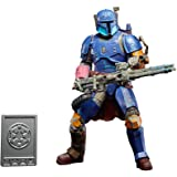 STAR WARS The Black Series Credit Collection - Figura de Heavy Infantry Mandalorian de 15 cm - The Mandalorian - Edad: 4+