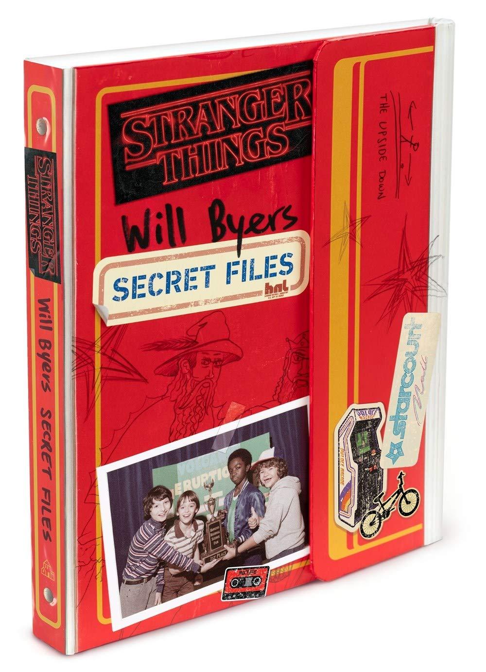 Will Byers  Secret Files  Stranger Things