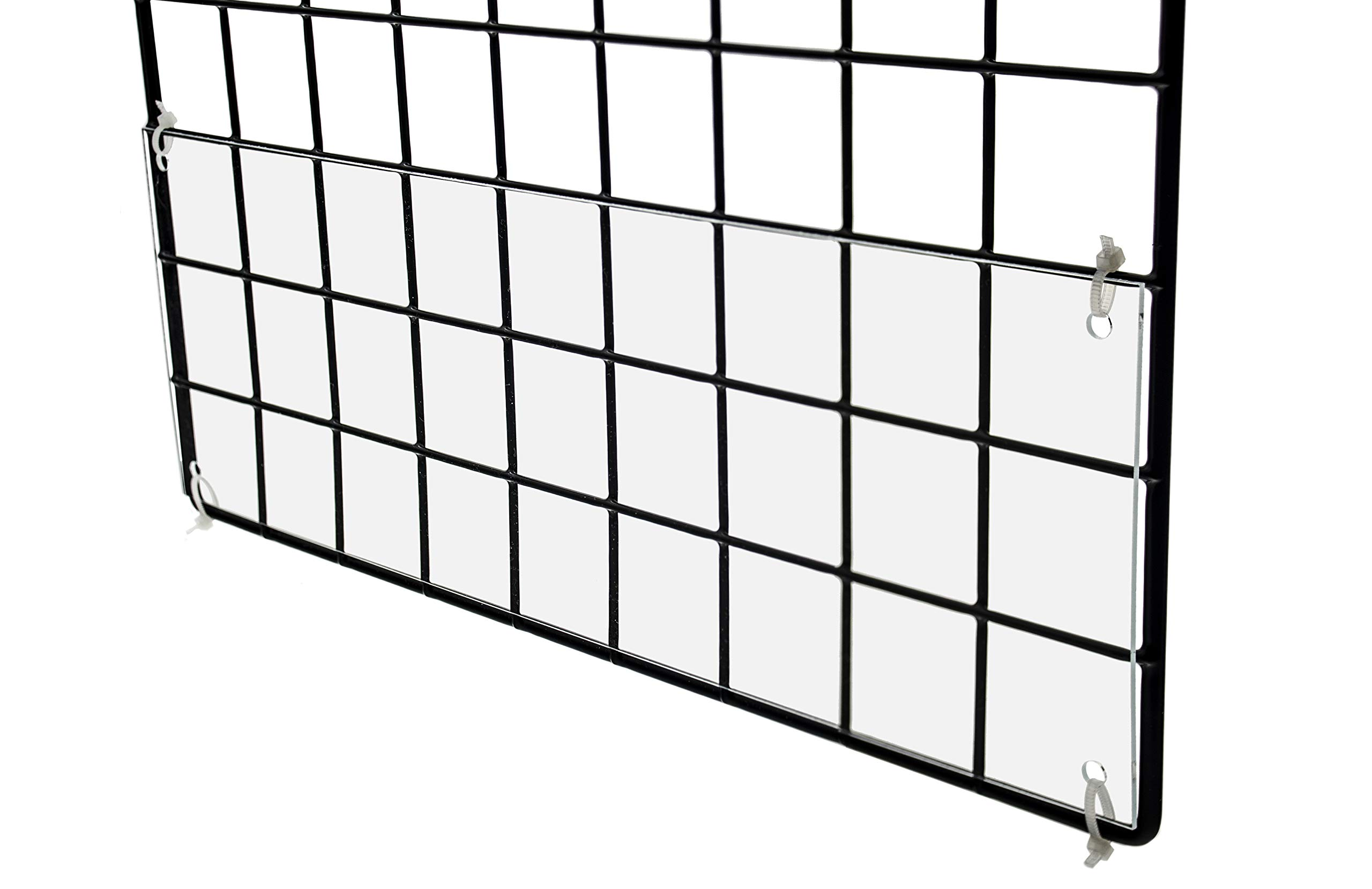 Marketing Holders Cage Edge Liner pet Rabbit & Guinea Pig cage Urine Guard Side Lining 8 Pack, Qty 1