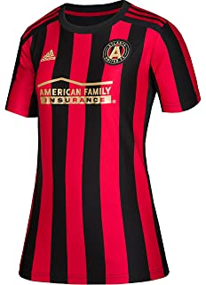 hot sale online b8f5a dd530 Amazon.com : adidas Atlanta United FC Youth Replica Primary ...