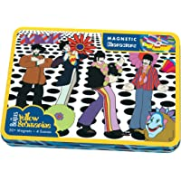 Beatles Yellow Submarine Magnetic Character Set
