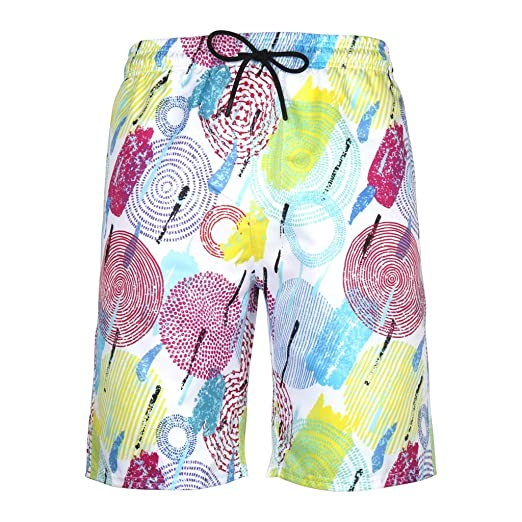 05f0db64ea6 Image Unavailable. Image not available for. Color: Simayixx Beach Shorts  Big and Tall Men's Bathing Suits ...