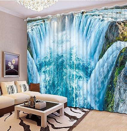 Amazon Com Sproud 3d Curtains For Living Room Custom Curtains