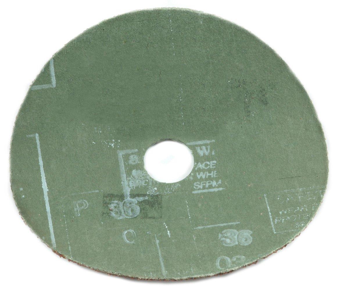 Forney 71675 discos de papel de lija, óxido de aluminio con 7/8-inch Arbor, 4-Inch, 36-grit, 3 unidades: Amazon.es: Bricolaje y herramientas