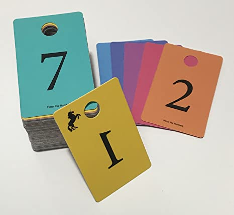 The Original Large Facebook Live Sale Numbers 1-100, Business Supplies,  Normal and Mirror Image Numbers, Number Cards, Coat Hanger Tags, Coat Check