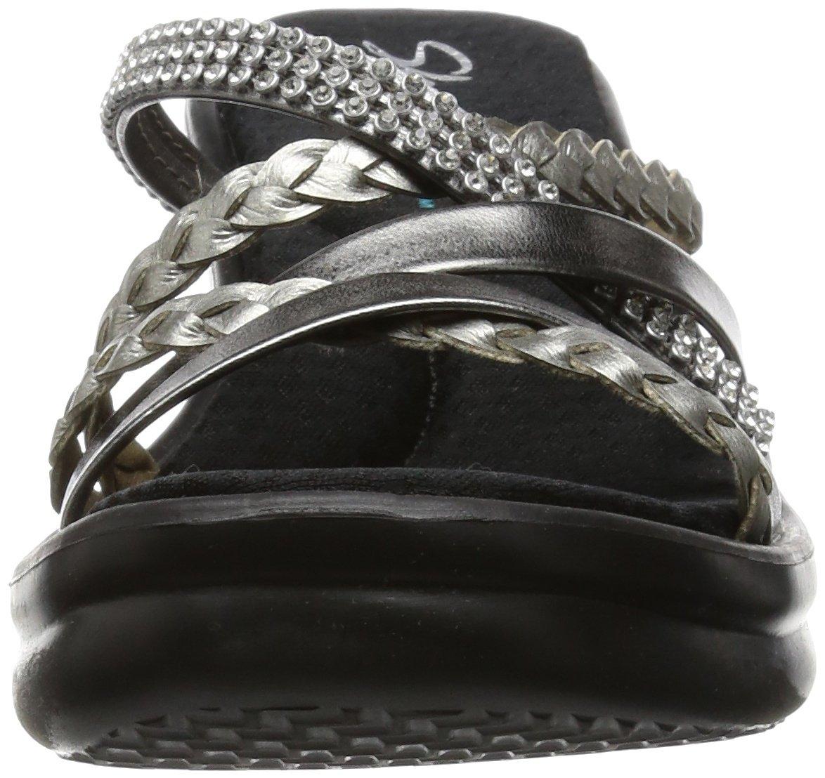 5daa8cbd37bb Skechers Cali Women s Rumbers-Wild Child Wedge Sandal