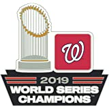 Pro Specialties Group Washington Nationals 2019 World Series Champions Commemorative Lapel Pin