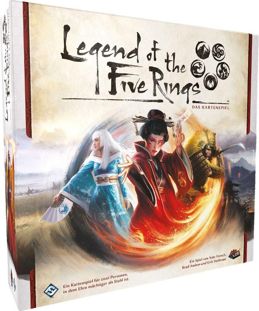 Legend of the 5 Rings - LCG - Basisspiel | Grundspiel | Deutsch
