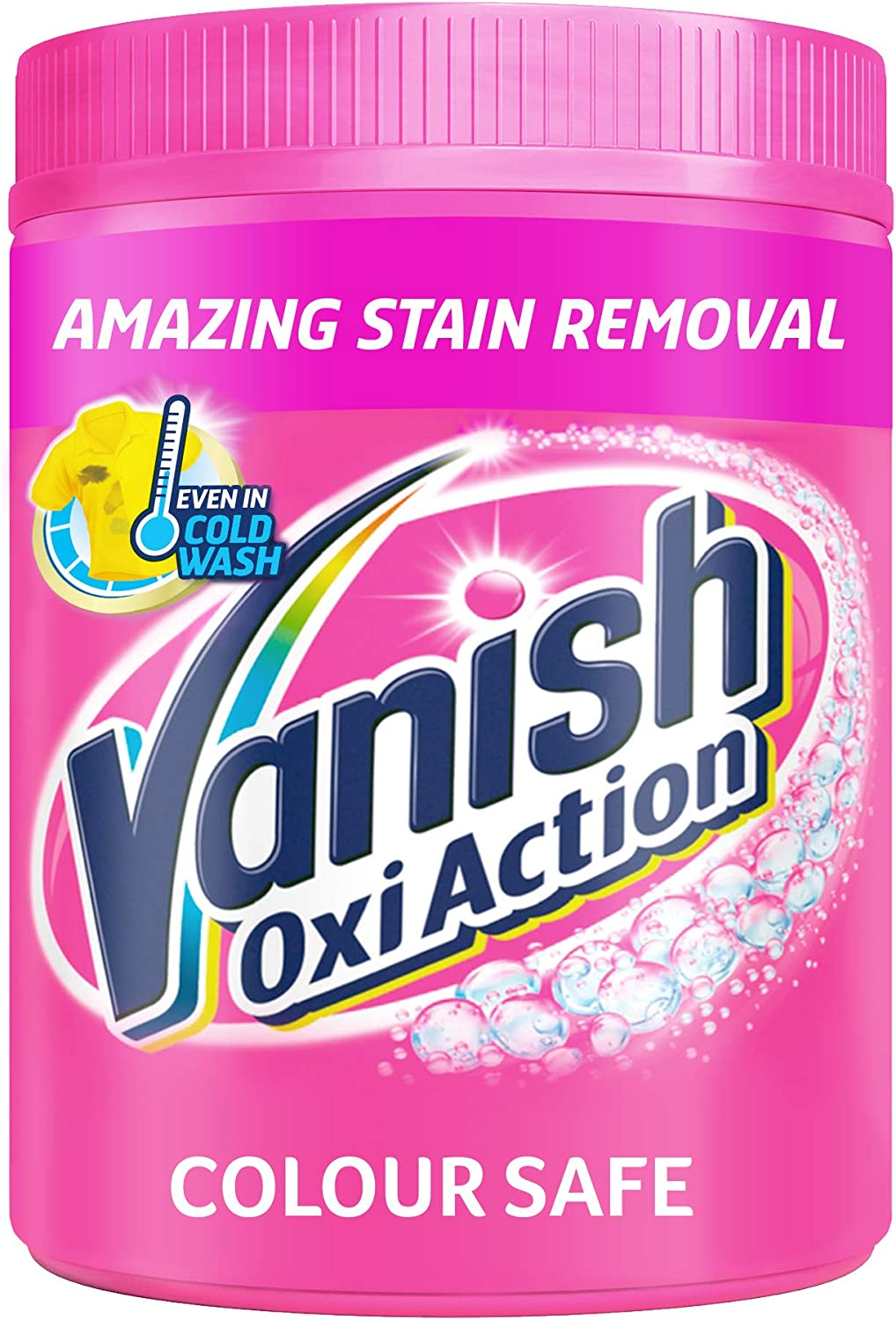 Vanish Oxi Action Powder Fabric Stain Remover, 1kg