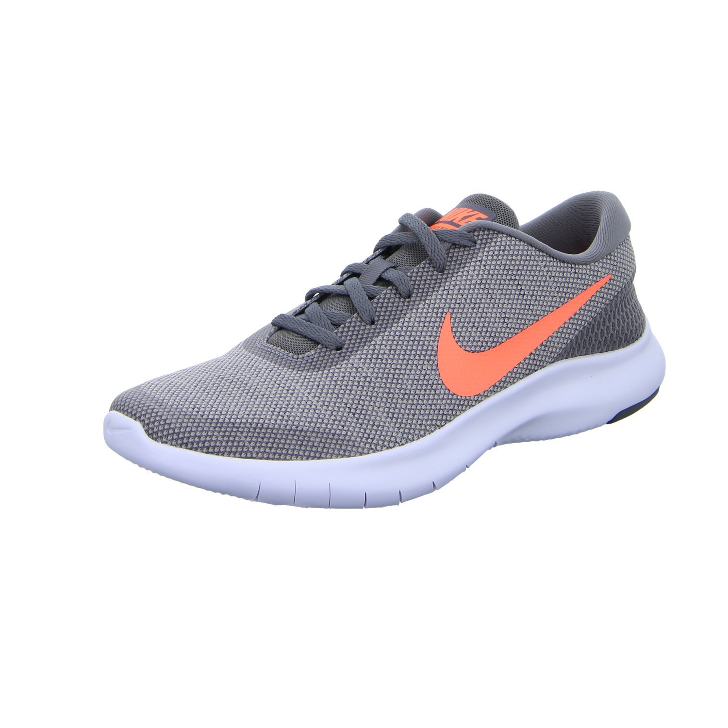 NIKE Women's Flex Experience 7 Running Shoe B017IWGQRS 10 B(M) US|Gunsmoke/Crimson Pulse/Vast Grey White