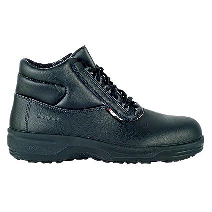 Cofra 77740 – 007.w35 Urano S2 SRC – zapatos de seguridad talla 35 NEGRO