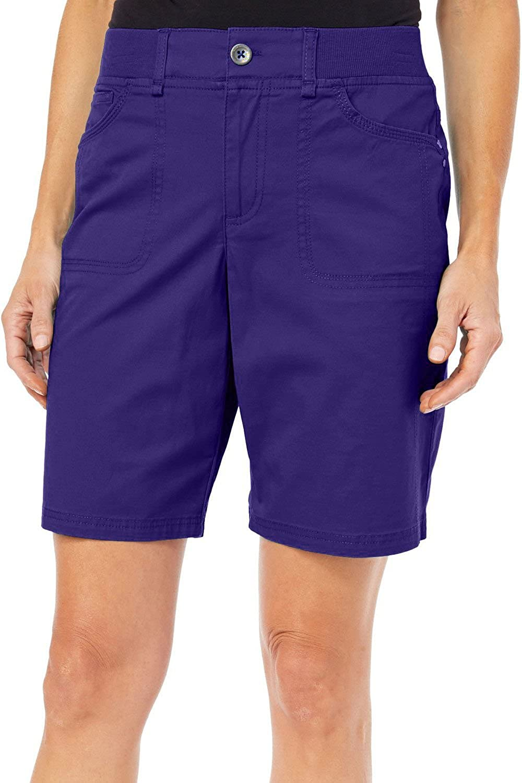 Gloria Vanderbilt Kristine OFFicial Bermuda Luxury goods Shorts