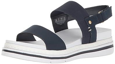 2017 Intelligent Dr Scholls Blink Slide Sandal Navy
