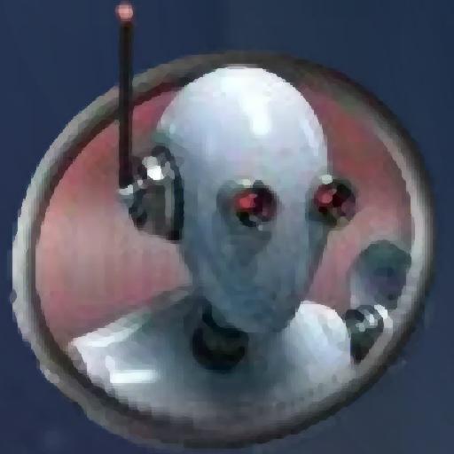 robot run - 9