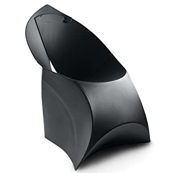 Flux Chair, 85 X 64 X 62 Cm, Black